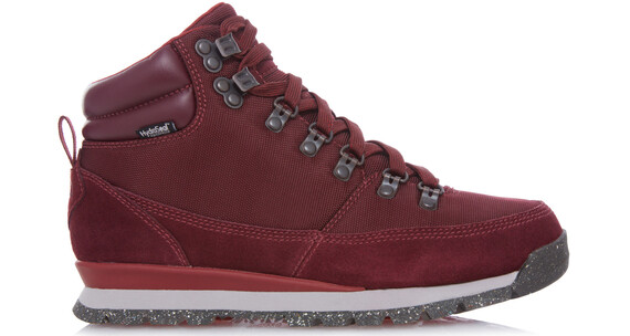 The North Face W's Back-To-Berkeley Redux Shoes Deep Garnet Red/Biking Red